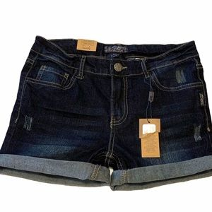 Silver jeans NEW shorts Girls size 16